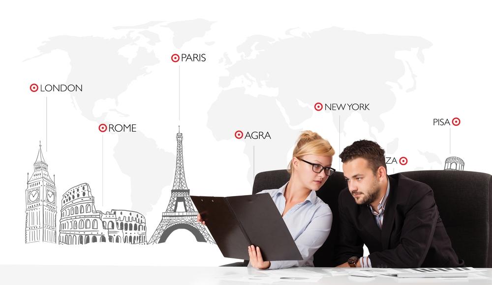 Travel Agencies Cover